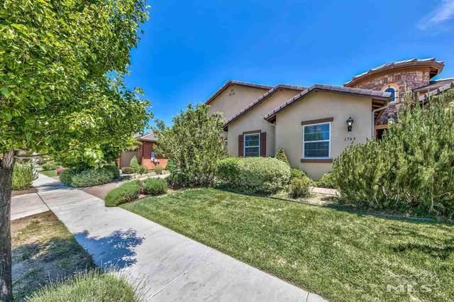 1749 Bella Casa Drive, Minden, NV 89423 (MLS #200005598) :: Theresa Nelson Real Estate