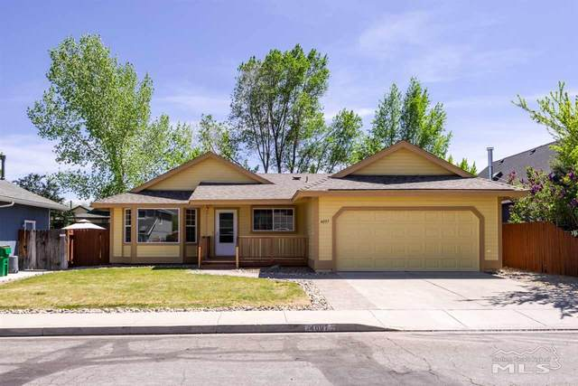 4097 Spring, Carson City, NV 89701 (MLS #200005723) :: Fink Morales Hall Group