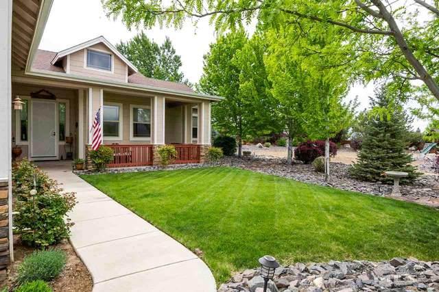 2731 Clapham, Minden, NV 89423 (MLS #200005901) :: Chase International Real Estate