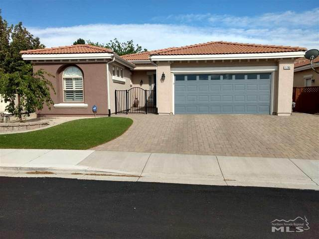 1780 Veneto Drive, Sparks, NV 89434 (MLS #200005939) :: The Mike Wood Team