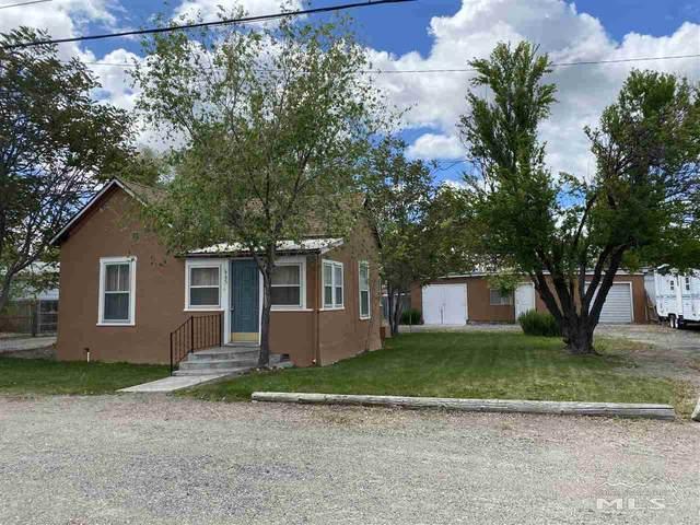 665 8th St, Lovelock, NV 89419 (MLS #200005943) :: Chase International Real Estate