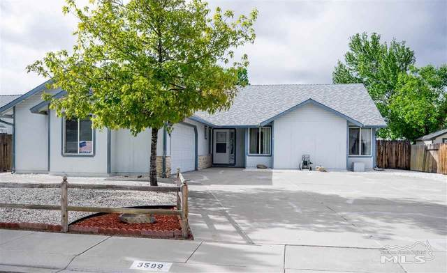3599 Haystack Dr, Carson City, NV 89705 (MLS #200006051) :: Chase International Real Estate