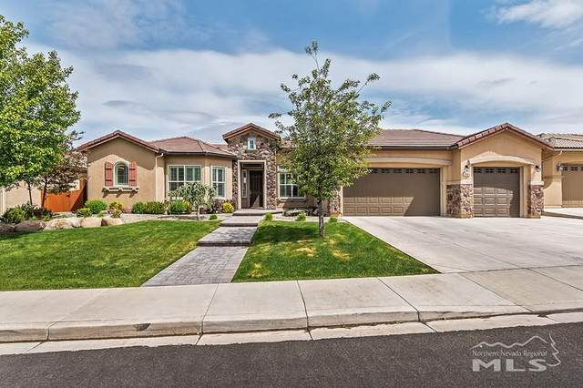 2905 Bull Rider Drive, Reno, NV 89521 (MLS #200006063) :: L. Clarke Group | RE/MAX Professionals