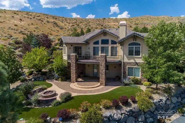 8345 Twin Rock Trail, Reno, NV 89523 (MLS #200006154) :: Harcourts NV1