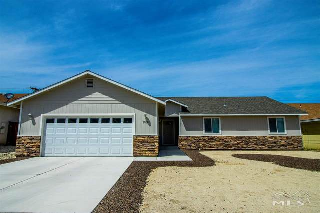 1918 Driver Ct, Fernley, NV 89408 (MLS #200006187) :: NVGemme Real Estate