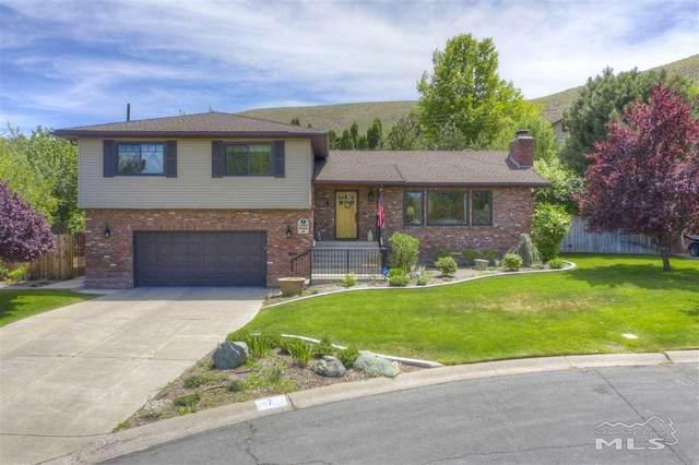 7 Crest Drive, Carson City, NV 89703 (MLS #200006193) :: NVGemme Real Estate