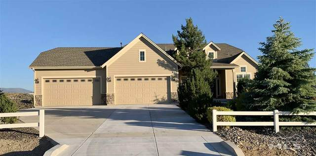 1690 Chiquita Circle, Minden, NV 89423 (MLS #200006197) :: Fink Morales Hall Group