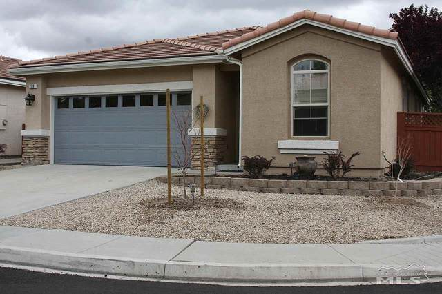 2081 Cosenza Dr, Sparks, NV 89434 (MLS #200006227) :: The Mike Wood Team