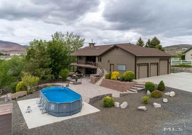2170 Deer Run Rd., Carson City, NV 89701 (MLS #200006263) :: Vaulet Group Real Estate