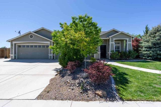 325 Hidden Oaks, Dayton, NV 89403 (MLS #200006405) :: Chase International Real Estate