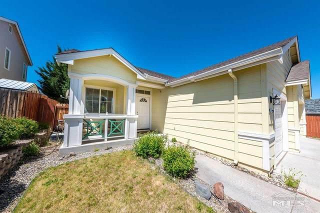 12260 Camel Rock Drive, Reno, NV 89506 (MLS #200006415) :: NVGemme Real Estate