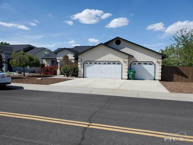 1706 Ralph Ct, Fernley, NV 89408 (MLS #200006469) :: NVGemme Real Estate