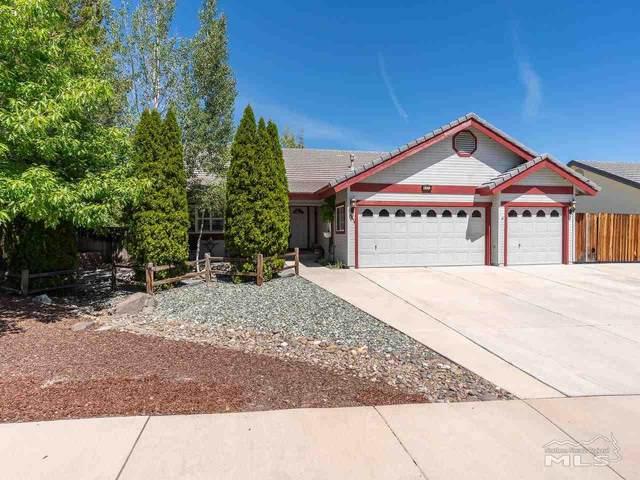 4473 Desert Hills Drive, Sparks, NV 89436 (MLS #200006618) :: NVGemme Real Estate