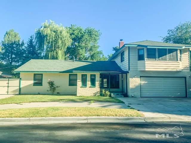 911 W Telegraph Street, Carson City, NV 89703 (MLS #200006736) :: Theresa Nelson Real Estate