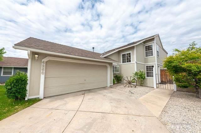 4260 Mina Way, Carson City, NV 89706 (MLS #200006762) :: Chase International Real Estate