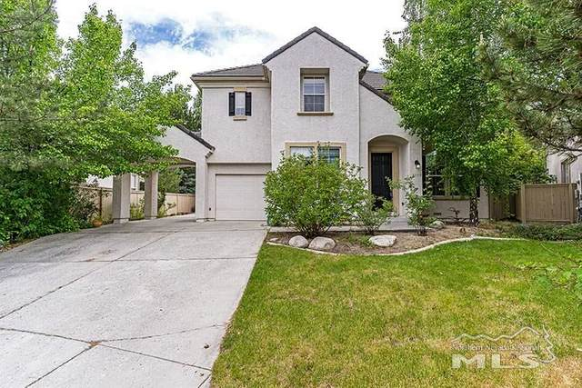 3770 Bridge Creek, Reno, NV 89519 (MLS #200006807) :: L. Clarke Group | RE/MAX Professionals