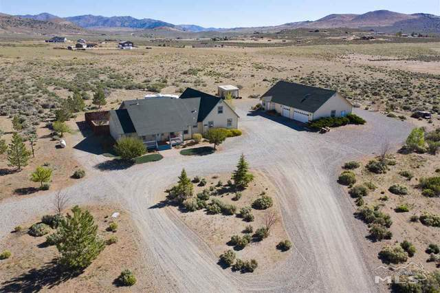 195 Owens Rd, Reno, NV 89506 (MLS #200006836) :: Fink Morales Hall Group