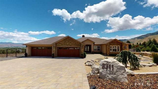 2711 N Wellington North, Carson City, NV 89703 (MLS #200006854) :: Theresa Nelson Real Estate