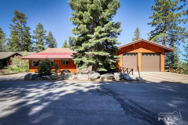 220 Terrace View Dr., Stateline, NV 89449 (MLS #200006893) :: Fink Morales Hall Group