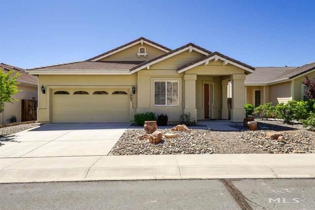 1083 Tee Dr., Minden, NV 89423 (MLS #200006914) :: NVGemme Real Estate