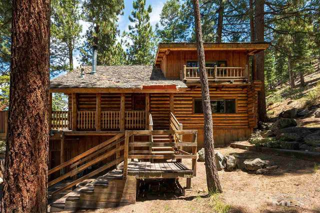 707 Lakeview Drive, Zephyr Cove, NV 89448 (MLS #200006922) :: Ferrari-Lund Real Estate
