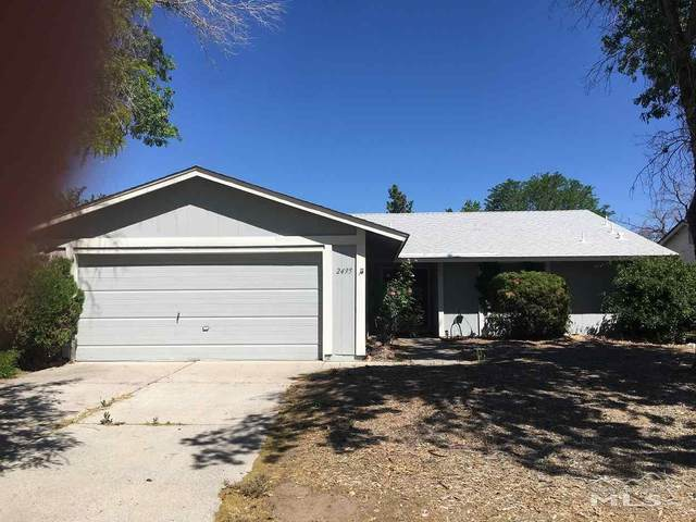 2495 Howard, Sparks, NV 89434 (MLS #200006985) :: NVGemme Real Estate