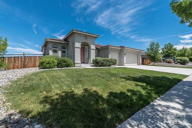 5911 Axis Drive, Sparks, NV 89436 (MLS #200006995) :: Ferrari-Lund Real Estate