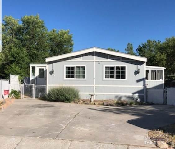 3 Ediza Circle, Carson City, NV 89706 (MLS #200007187) :: Ferrari-Lund Real Estate
