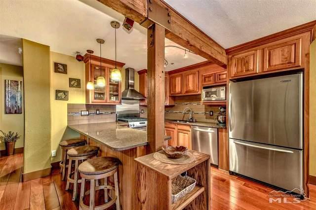 759 Boulder Ct J-10, Stateline, NV 89449 (MLS #200007206) :: Ferrari-Lund Real Estate