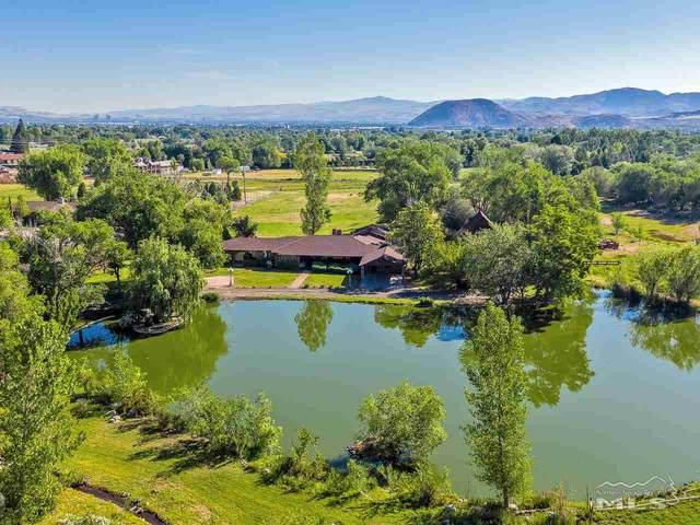 2855 Holcomb Ranch Lane, Reno, NV 89511 (MLS #200007211) :: NVGemme Real Estate