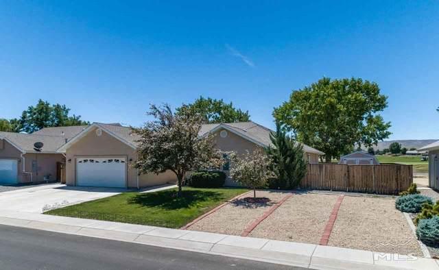 973 Julia Lane, Fernley, NV 89408 (MLS #200007389) :: Chase International Real Estate
