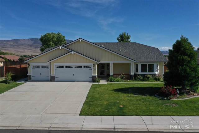 829 Laca St, Dayton, NV 89403 (MLS #200007739) :: Theresa Nelson Real Estate
