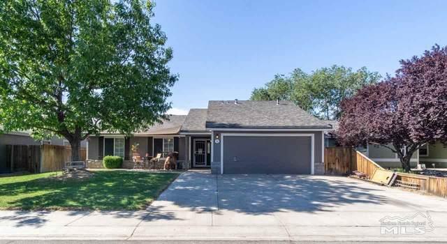 291 Monte Cristo, Dayton, NV 89403 (MLS #200007930) :: Theresa Nelson Real Estate
