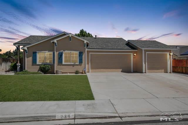 239 Bartmess Blvd, Sparks, NV 89436 (MLS #200007932) :: Theresa Nelson Real Estate