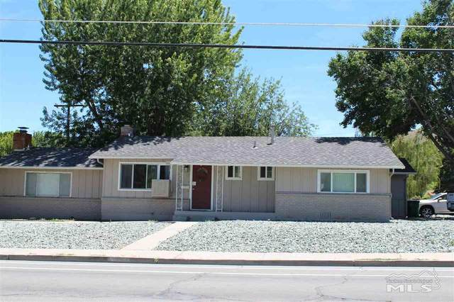 1011 W King St., Carson City, NV 89703 (MLS #200007962) :: Theresa Nelson Real Estate