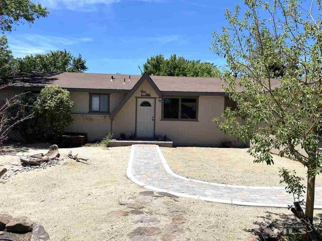 1185 Howard Dr, Sparks, NV 89434 (MLS #200007973) :: Chase International Real Estate