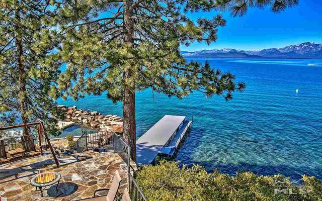 654 Lake Shore Boulevard, Zephyr Cove, NV 89448 (MLS #200008006) :: NVGemme Real Estate
