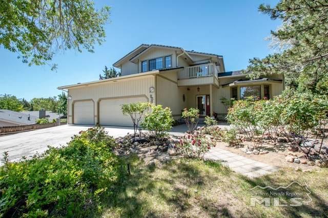 2697 Chaparral Drive, Reno, NV 89509 (MLS #200008092) :: Harcourts NV1