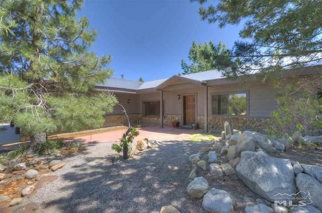50 Maranatha Rd, Washoe Valley, NV 89704 (MLS #200008106) :: Fink Morales Hall Group