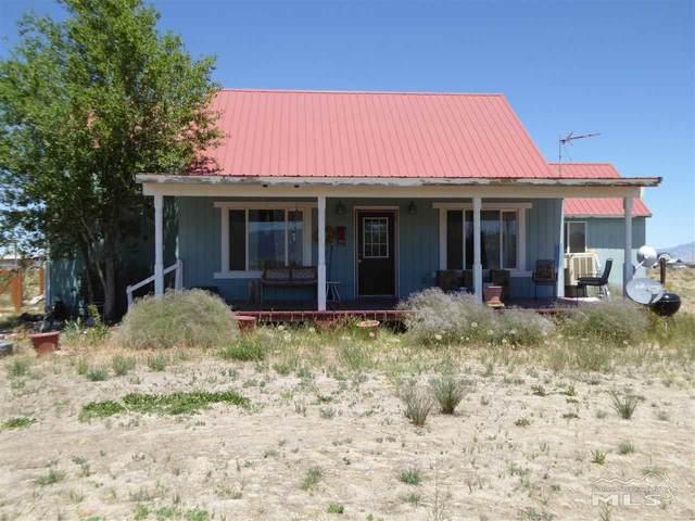 341 El Centro Street, Eureka, NV 89316 (MLS #200008234) :: Chase International Real Estate
