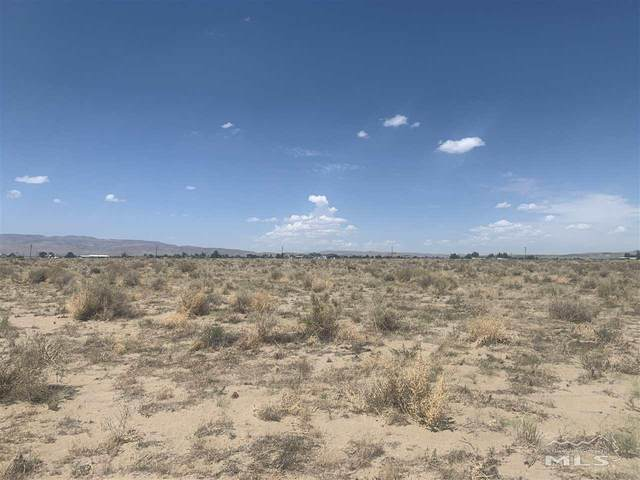 1960 E Badger St., Silver Springs, NV 89409 (MLS #200008250) :: Chase International Real Estate