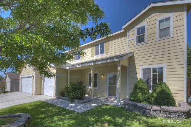 315 Golden Pick, Dayton, NV 89403 (MLS #200008255) :: Theresa Nelson Real Estate