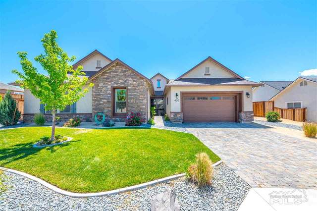 420 Horizon Ridge, Sparks, NV 89441 (MLS #200008325) :: Theresa Nelson Real Estate