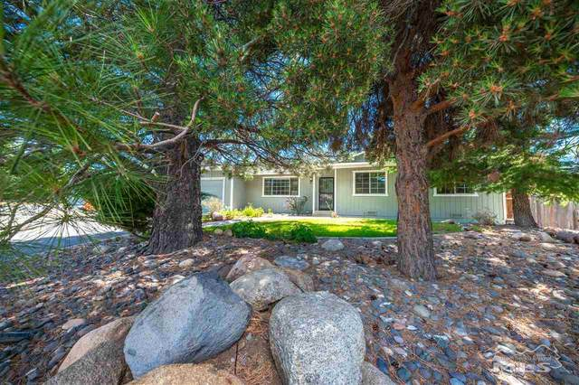 220 Mountain Ridge, Reno, NV 89523 (MLS #200008360) :: Theresa Nelson Real Estate