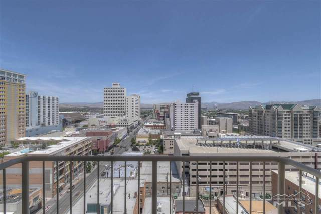 200 W 2nd St #1403, Reno, NV 89501 (MLS #200008431) :: The Craig Team