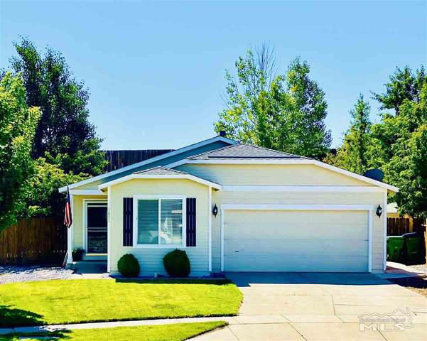8600 Winding Creek Dr, Reno, NV 89506 (MLS #200008448) :: Vaulet Group Real Estate