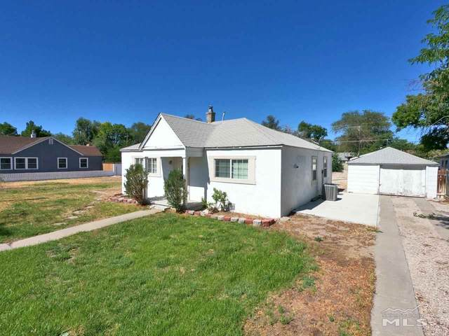 460 S Taylor Street, Fallon, NV 89406 (MLS #200008505) :: NVGemme Real Estate