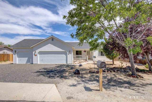 2247 Gregg St, Carson City, NV 89701 (MLS #200008546) :: Fink Morales Hall Group