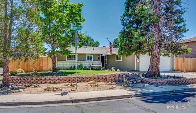 409 Simone Ave, Carson City, NV 89701 (MLS #200008552) :: Chase International Real Estate