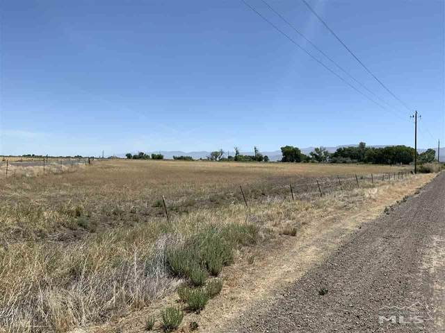 0 Stillwater Road Parcel 19, Fallon, NV 89406 (MLS #200008568) :: Chase International Real Estate